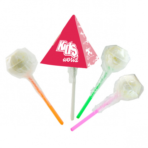 Colourful Round Lollipop
