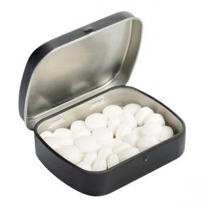 Flat Tin Of Mints