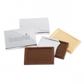 Quality Embossed Belgian Chocolate