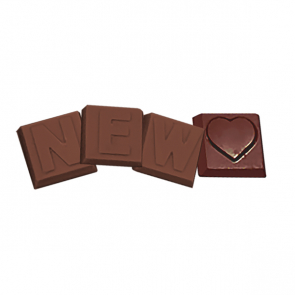 21 Letter Chocolate Message Box
