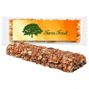 Organic Raspberry Cereal Bar
