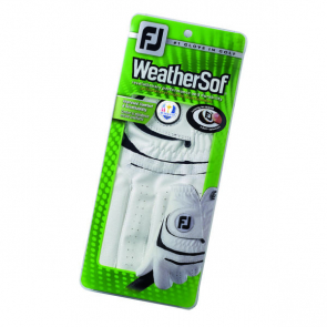 FJ Weathersof Golf Glove