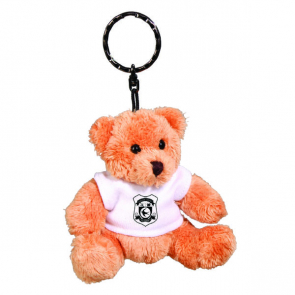 10cm Robbie Bear Key Ring and T-Shirt
