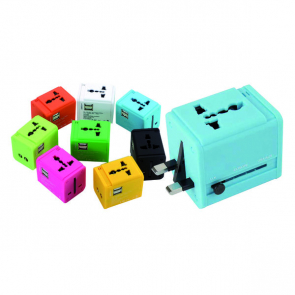 Jewel Travel Adapter