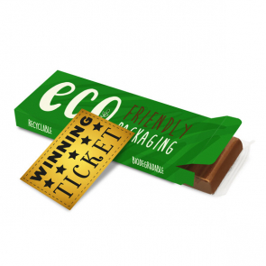 Eco Range – Eco 12 Baton Box - Chocolate Bar