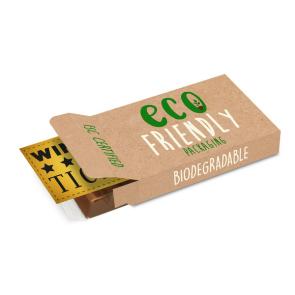 Eco Range – Eco 6 Baton Box - Chocolate Bar