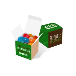 Eco Range – Eco Cube Box - Jolly Beans