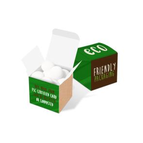 Eco Range – Eco Cube Box - Mint Imperials