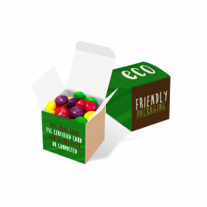 Eco Range – Eco Cube Box - Skittles