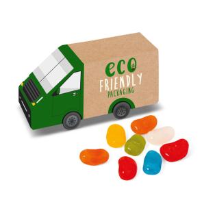 Eco Range – Eco Van Box - Jolly Beans