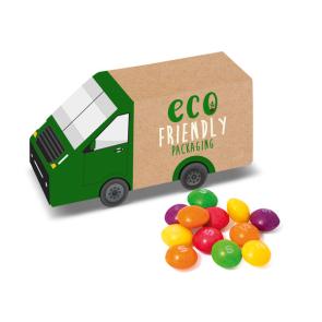 Eco Range – Eco Van Box - Skittles