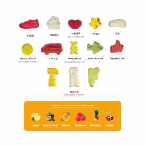 Eco Range – Eco House Box - Kalfany Fruit Gums