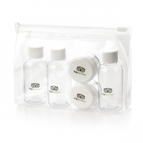 6 Piece Airline Travel Pack