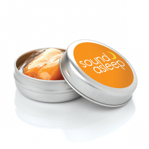 Pair of Ear Plugs in a Tin