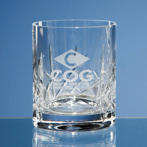 Flamenco Crystalite Panel Whisky Tumbler