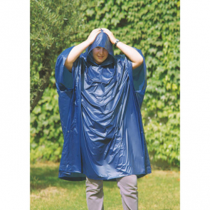 Regal Foldable Raincoat In Pouch