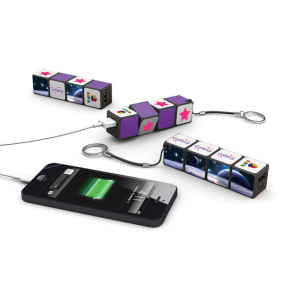 Rubik's Power Bank