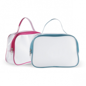 Cosmonova Transparent Cosmetic Bag