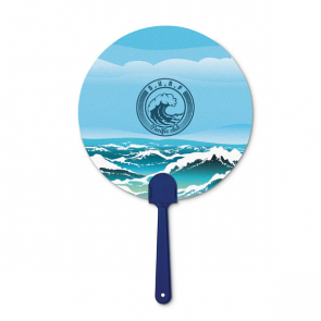 Paypay Manual Hand Fan