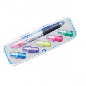 Comuto Interchangeable Head Ball Pen