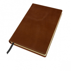 Sandringham Nappa Leather A5 Casebound Notebook