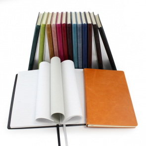 Life Planner Kensington Leather