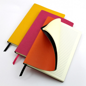 Belluno A5 Flexi Notebook in a choice of Colours