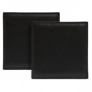 Sandringham Nappa Leather Square Coaster