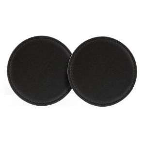 Sandringham Nappa Leather Round Coaster