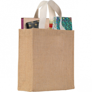 Egerton Jute Mini Gift Bag