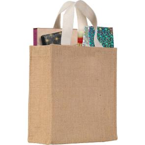 Egerton Jute Mini Gift Bag