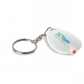 Totten Keyring With Led Light