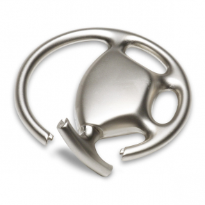 Hydeparks Zinc Alloy Keyring Wheel Shape