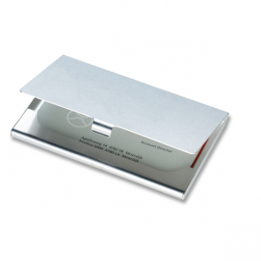 Epsom Aluminium Business Card Holder
