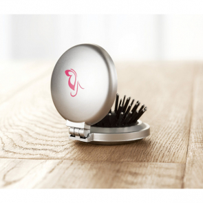 B Beauty Foldable Brush/Mirror
