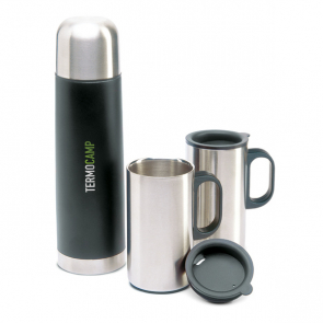 Isoset Insulation Flask 500ml with 2 Mugs