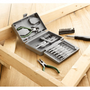 Guillaume Foldable 25 Piece Tool Set