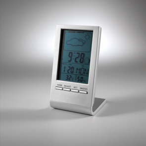 Sky Weatherstation With Blue Lcd
