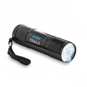 Led Plus 9 Led Torch In Tin Box