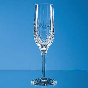 Blenheim Lead Crystal Full Cut Champagne Flute