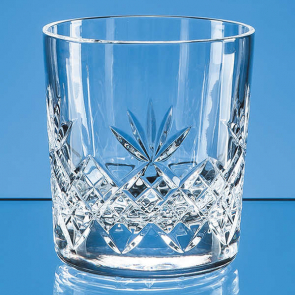 Blenheim Lead Crystal Full Cut Whisky Tumbler