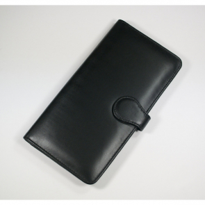Malvern Genuine Leather Travel Wallet
