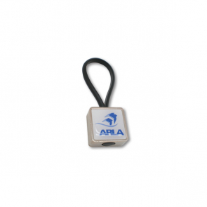 Metal Loop Keyring