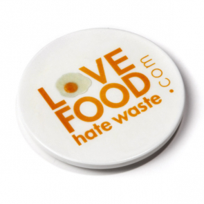 55mm Circle Fridge Magnet