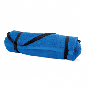 Bolinas Beach Towel With Pillow
