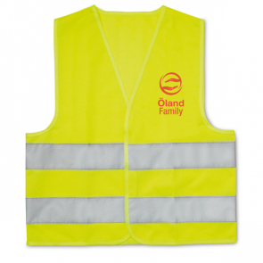 Mini Visible Children High Visibility Vest
