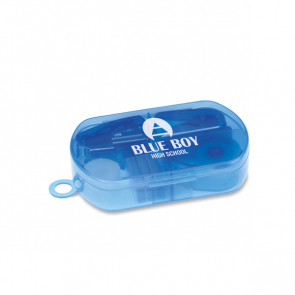 Burobox Stationery Set In Plastic Box