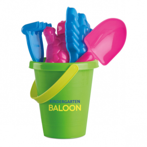 Children's Bucket & Spade Set