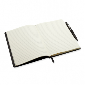Notaplus A5 Block Note Lined Paper With Pen