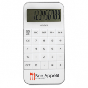 Zack 10 Digit Display Calculator